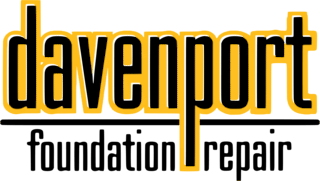 Davenport Foundation Repair Logo