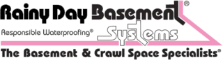 Rainy Day Basement Systems Logo