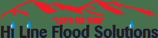 Hi-Line Flood Solutions Logo