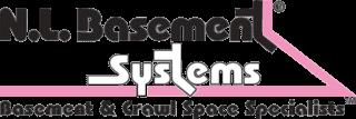 N.L. Basement Systems Logo