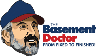 The Basement Doctor - Lima Logo
