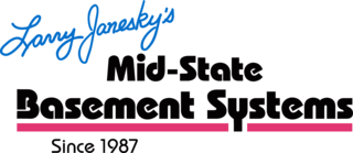 Mid-State Basement Systems Logo