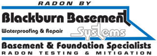 Blackburn Basement Systems Logo