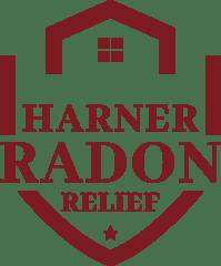 Harner Radon Relief Logo