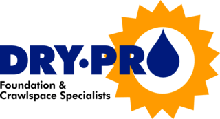Dry Pro Foundation and Crawlspace Specialists Logo