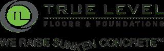 True Level Concrete Ltd. Logo
