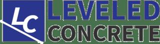 Leveled Concrete Logo