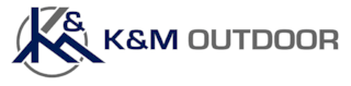 K&M Outdoor Logo