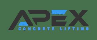 Apex Concrete Lifting Logo