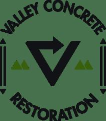 Valley Concrete Restoration Logo