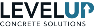 LevelUp Concrete Solutions Logo