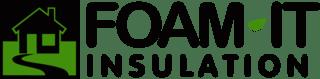 Foam It Insulation Logo