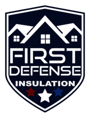 First Defense Insulation LLC Logo