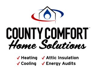 County Comfort Home Solutions Logo