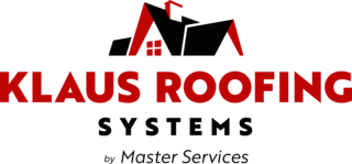 Klaus Roofing Systems by Master Services Logo