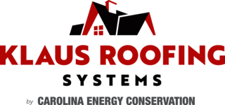 Klaus Roofing Systems by Carolina Energy Conservation Logo