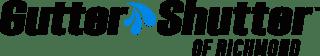 Gutter Shutter of Richmond Logo