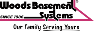 Woods Basement Systems Logo