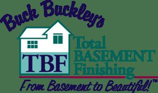 Buck Buckley's Total Basement Finishing Logo