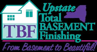 Upstate Total Basement Finishing Logo