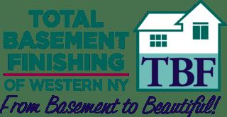 Total Basement Finishing of Western NY Logo