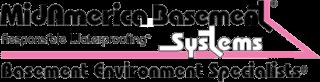 MidAmerica Basement Systems Logo