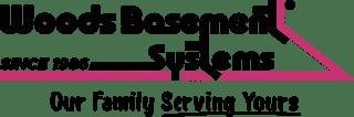 Woods Basement Systems Logo