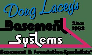 Doug Lacey's Basement Systems Logo