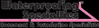 Waterproofing Specialties, Inc. Logo