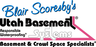 Utah Basement Systems Logo