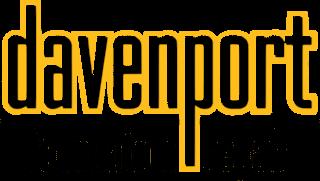Davenport Foundation Repair Logo