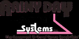 Rainy Day Basement Systems Logo