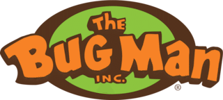 The Bug Man, Inc. Logo