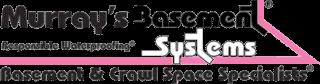 Murray's Basement Systems Logo