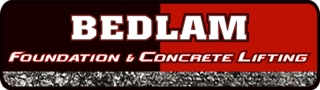 Bedlam Foundation & Concrete Lifting Logo