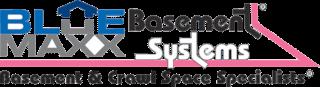 Blue Maxx Basement Systems Logo