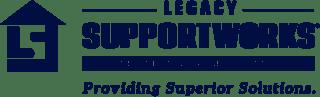 Legacy Supportworks Logo