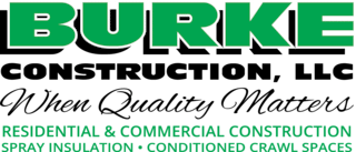 Dr. Energy Saver, A Division of Burke Construction Logo