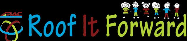 ARAC Roof It Forward Logo