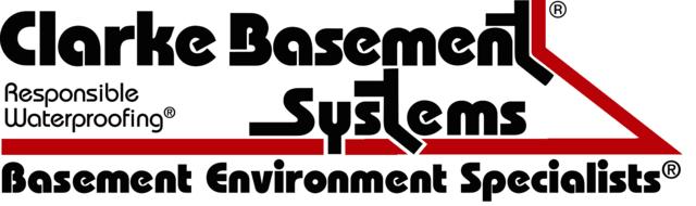 Clarke Basement Systems Logo