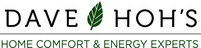 Dave Hoh's Home Comfort & Energy Experts Logo