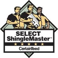 CertainTeed Select ShingleMaster Contractor since 1998