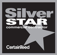 CertainTeed Silver Star Contractor since 2008