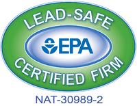 EPA Lead-Safe Certified Business