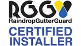 Raindrop Gutter Guards Certified