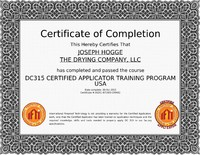 DC315 Certified Applicator Training