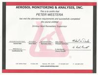 Aerosol Monitoring & Analysis, INC.