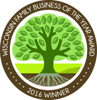 Wisconsin Family Business of the Year Award Winner