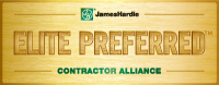 JamesHardie Elite Preferred Installer