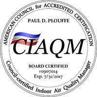 Council-Certified Indoor Air Quality Manager